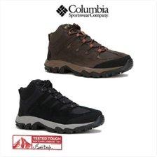 컬럼비아 남성 벅스턴 픽 중목 방수등산화 BI5527