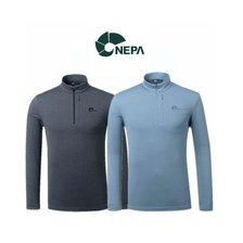 네파 남성 춘추 오소 헤링븐 집업 티셔츠 7F55401