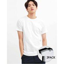 [지오다노] 크루넥 티셔츠 (01243801)