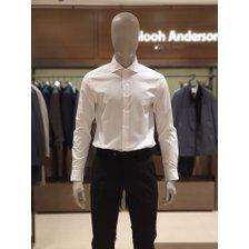 킨록by킨록앤더슨 기본 와이드 카라 드레스 셔츠 화이트 CAD73