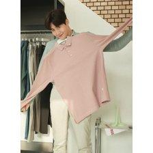 에디션엔드지 21S/S 클래식 컬러 카라 티셔츠 NEB1TT1901