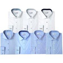 [듀퐁] 21년 S/S 신상품(슬림핏)블루/ 화이트셔츠 7종 택1, SE1SM22LS902SWH