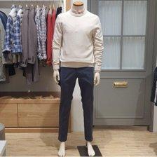 [올젠] 솔리드 라운드 스웨터 (ZPB1ER1501LBE)_갤광교