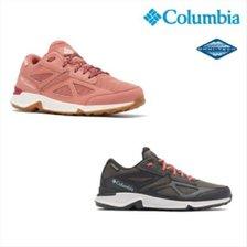 컬럼비아 여성 방수 트레킹화 C25 BL0176
