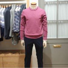 [올젠] 솔리드 라운드 스웨터 (ZPB1ER1501PK)_갤광교_추가이미지