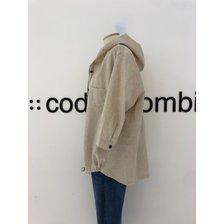 캐주얼 후드 면 자켓 (CFB-JK022W6)_추가이미지
