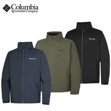 컬럼비아 남성 춘추용 방수 자켓 WE0049