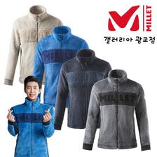 밀레 남성 빅로고 자켓[MXPFJ001]