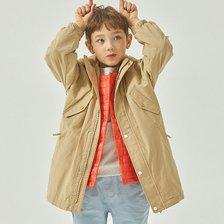 2IN1 트렌치 자켓-KH10603