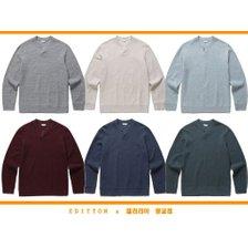 에디션앤드지 20FW신상 사선 슬릿 티셔츠[NEA4TR1902]
