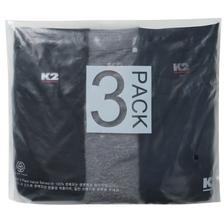 k2 [1+1+1]3PACK 밸류 패키지 라운드 티셔츠 GMM21299A_추가이미지