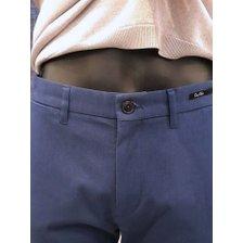 레노마 옴므(정장) S/S 블루 허리밴딩 스판 면바지 (TIPBP04)_추가이미지