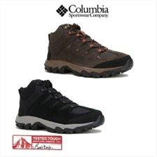 컬럼비아 남성 중목 방수 등산화 BI5527