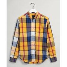 [21WF 신상품]  레귤러 포플린 체크셔츠 DG72120037