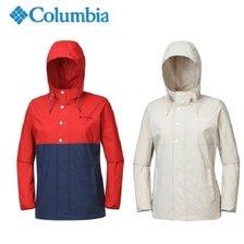 컬럼비아 여성 라이프스타일 바람막이 자켓 YL3813