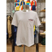 [20S/S] 프린트 로고 포켓 티셔츠 BATS90031