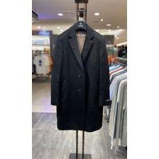 레노마 옴므 겨울 블랙 캐시미어코트 체스터필드(정장/캐주얼)코트(TMLPBH63)