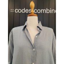 린넨 긴팔 셔츠(CGB-SH405W6)_추가이미지