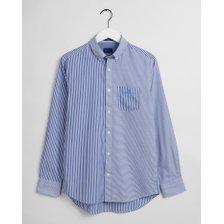 [21ss 신상품]남성 믹스 패널 셔츠 DG72110040_추가이미지