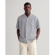 [21WF 신상품]  릴렉스 스트라이프 셔츠 DG72120030