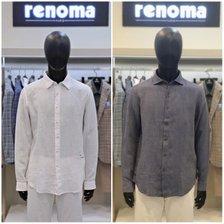 레노마 단독 특가 린넨 마 남방 셔츠 (TMIPBC012)