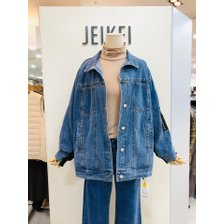 데님항공점퍼(JJNJP001B)