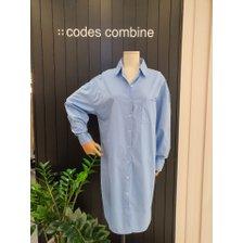 롱 셔츠 (CFA-SH002W2)