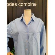 롱 셔츠 (CFA-SH002W2)_추가이미지