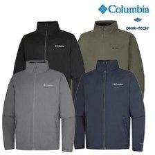 컬럼비아 남성용 방수 바람막이 WE0049