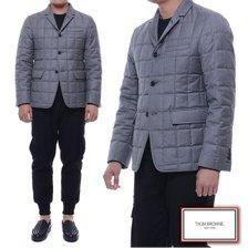 [톰브라운] 17FW 남성 다운필 볼카라 자켓 (MJD001X_02430_035_17F)