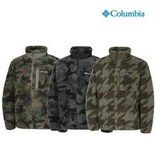 컬럼비아 남여공용 쉘파 플리스 자켓 AE0259