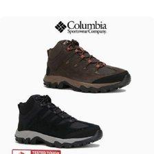 컬럼비아 벅스턴 픽 미드 방수 등산화 C16-BI5527