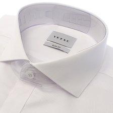 예작 2020 와이드 카라 포인트 슬림 핏 긴팔와이셔츠 YJ0SBS108WH_추가이미지