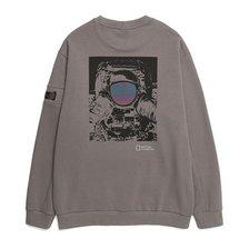 [타임월드]내셔널지오그래픽 프로키온 그래픽 맨투맨 티셔츠(N211MSW240)_추가이미지