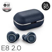 정품 뱅앤올룹슨 E8 2.0 (Beoplay E8 2.0) Indigo Blue 완전 무선 블루투스 이어폰