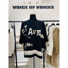 [이월인하]  오버핏 티셔츠 (7119240461)