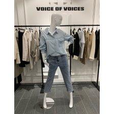 [이월인하] 아이스 데님 셔츠 (7119255101)