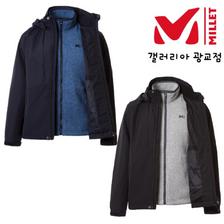 밀레 남성 오프 3IN1 자켓[MVPWJ412]