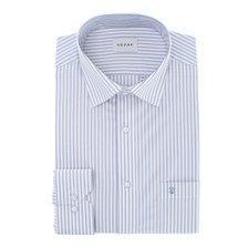 예작 신상품 일반핏 스트라이프패턴 긴소매 남방셔츠 YJ1SBR906GY