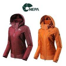 [네파] 여성 7A60532 사크로 퍼펙트 2레이어 방수 자켓
