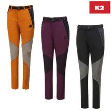 K2 케이투 특가 여성 가을 배색 팬츠W KWU19310