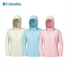 컬럼비아 여성 기본형 방풍자켓 YL3832