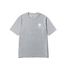 [스노우피크] 아스타리스크 백 티셔츠_MG (S21MUETS59MG)