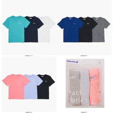 [21년SS신상품]티셔츠 트리플백KHG5300