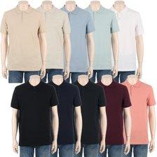 [21 여름] (공용) 피케 폴로 반팔 티셔츠 10종 택1 (PHB2TT3900)_추가이미지