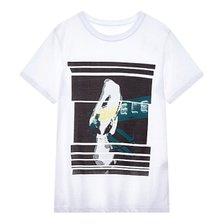 [19 여름]피스 그래픽 반팔 티셔츠 7129240507