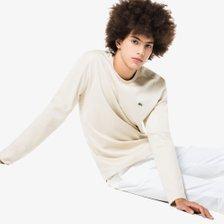 [21F/W][남성]남성 인터록 긴팔 라운드 티셔츠 (TH671E-51NE8M라이트베이지)