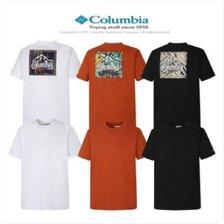 컬럼비아 남성 냉감 기능성 쿨티셔츠 AX2960