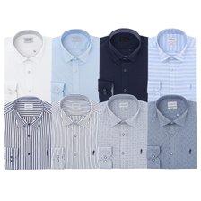 예작 21년 S/S  빅사이즈 가능한 일반핏 긴소매 남방셔츠 11종 택1 YJ1SBR100WH외