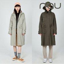 나우(NAU) 여성 TRENCH 코트 (1NUCTF9501)